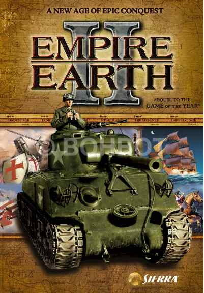 Empire Earth II máshol